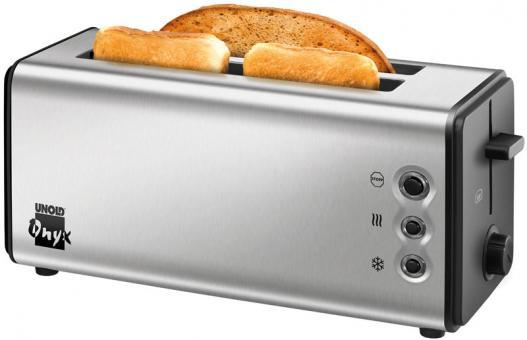 Unold Toaster Onyx Duplex
