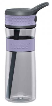 Boddels Trinkflasche Een 600 ml lavendelblau / grau