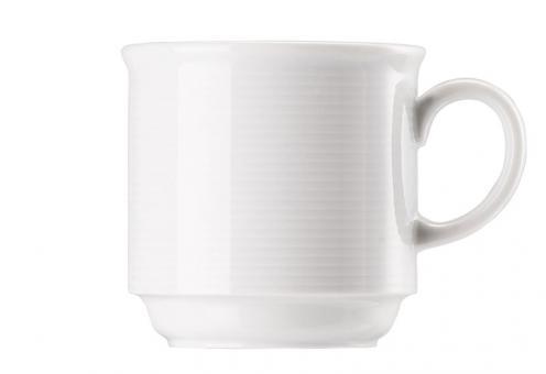 Thomas Trend Weiss Kaffee-Obertasse stapelbar