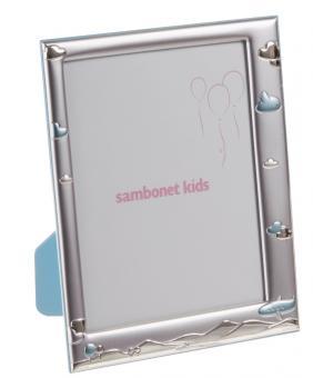 Sambonet Kids Blue Plane Rahmen 13x18 cm