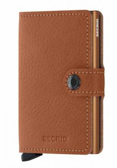 Secrid Miniwallet Vegetable Tanned Caramello-Sand