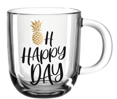 Leonardo Gk/Tasse 400 ml -Oh Happy Day- Emozione