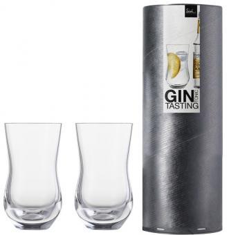 Eisch Gin & Tonic - 2 Stück In Geschenkröhre
