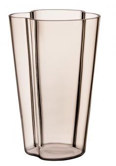 iittala Aalto Vase 220 mm leinen