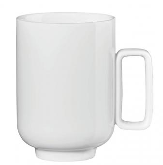 ASA Selection Henkelbecher Weiß 0,25L Whiteglossy