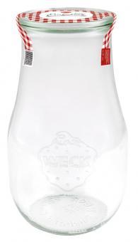 Einkochwelt Weck-Glas Tulpenform 2,5 L Nr.739