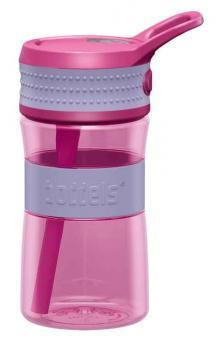 Boddels Trinkflasche Een 400 ml lavendelblau / pink