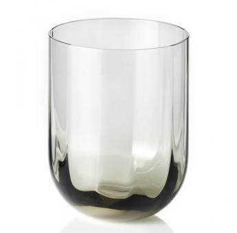 Dibbern Rotondo Optic Glas 0,25 L Grau