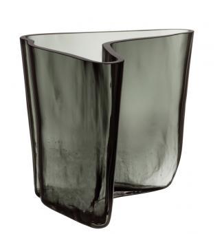 iittala Aalto Vase 175x140 mm dunkelgrau Limitierte Auflage