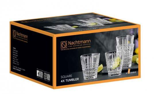 Nachtmann Square Becher 4er Set
