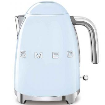 Smeg Wasserkocher 1,7 L Pastellblau