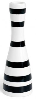 Kähler Omaggio Kerzenhalter 20 cm black