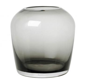 Blomus Vase Leta Smoke Large