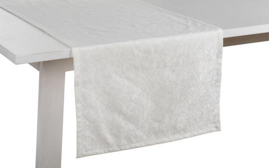Pichler Läufer 50x150 cm Marble weiß