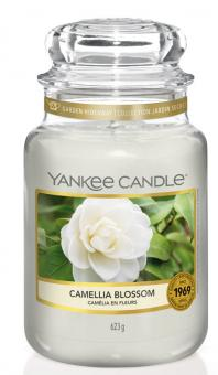 Yankee Candle Jar groß Camellia Blossom