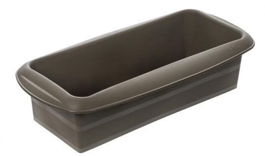 Lurch Flexiform Königskuchen 30 x 11,5 x 7 cm braun