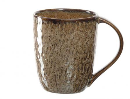 Leonardo Keramiktasse 430 ml Sand Matera