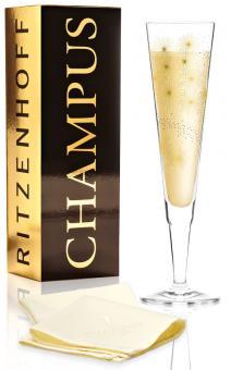 Ritzenhoff Champus Champagnerglas L. Kühnertová