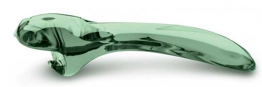 Koziol Deckelöffner Tom transparent eucalyptus green