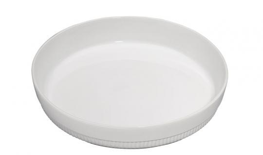 Spring Tortenform Ø 28 cm Weiß Chalet