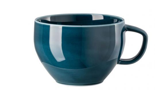 Rosenthal Selection Junto Ocean Blue Cafe Au Lait Obertasse