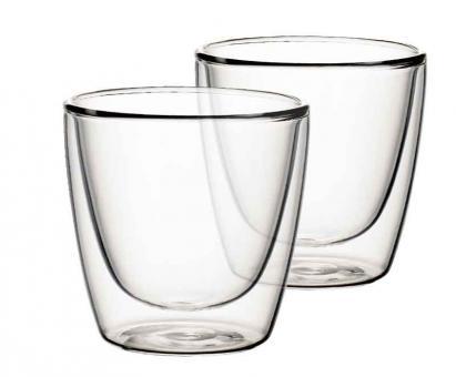Villeroy & Boch Artesano Hot&Cold Beverages Becher Größe M Set 2-tlg.