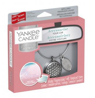 Yankee Candle Duftanhänger Geometric Kit Pink Sands