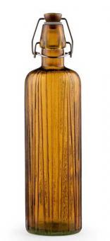 Bitz Wasserflasche 0,75 L bernstein