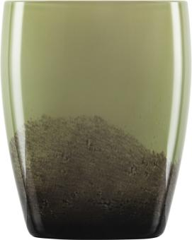 Zwiesel 1872 Shadow Vase Mittel 200 Olive