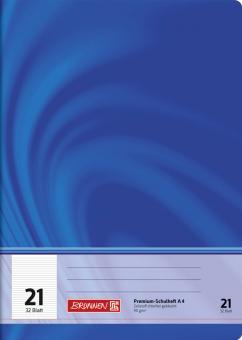 Brunnen Schulheft A4 Vivendi Lineatur 21 32 Blatt