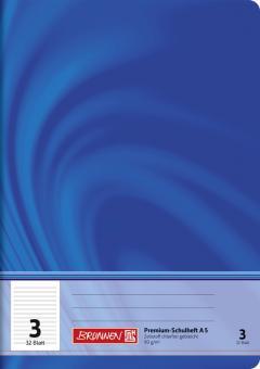 Brunnen Heft A5 32 Blatt Lineatur 03