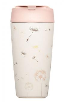 chic.mic ToGo-Becher 420 ml Bioloco Plant Deluxe make a wish