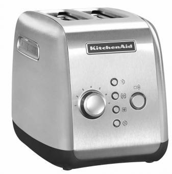 KitchenAid 2er Toaster Edelstahl