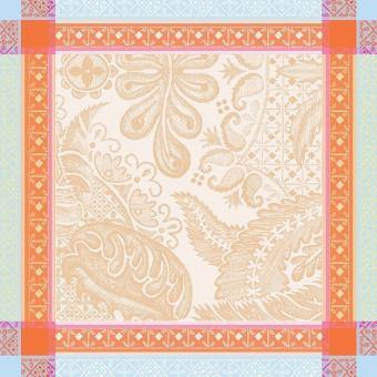 Garnier-Thiebaut Serviette Isaphire Iridescent 54x54 cm