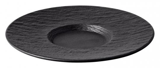 Villeroy & Boch Manufacture Rock Kaffeeuntertasse 15,5x15,5x2 cm