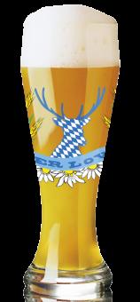 Ritzenhoff Weizenbierglas von Dominique Tage