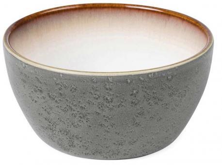 Bitz Bowl 12 cm grau/creme