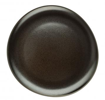 Rosenthal Selection Junto Slate Grey Teller Flach 22 cm