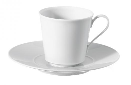 KPM Berlin Arkadia/Urania Kaffee-Obertasse weiß