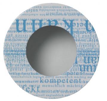 Räder Paper & Poetry ABC Schachtel O