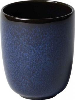 Villeroy & Boch Lave Becher ohne Henkel Lave Bleu
