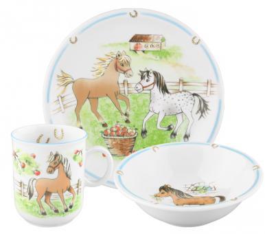 Seltmann Kinder-Set 3-tlg. W Compact Mein Pony