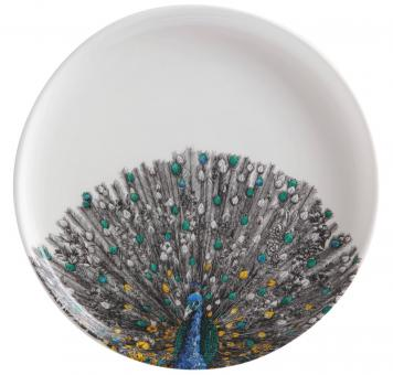 Maxwell & Williams Teller 20 cm Peacock Marini Ferlazzo