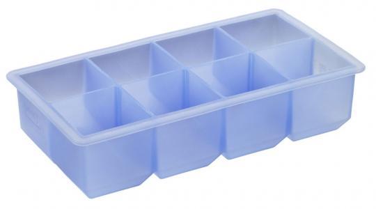 Lurch Eiswürfelbereiter Würfel 5x5 cm eisblau