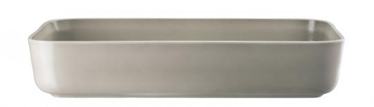 Rosenthal Selection Junto Pearl Grey Auflaufform 25x39 cm