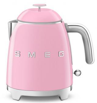 Smeg Wasserkocher Mini 0,8 L Cadillac Pink