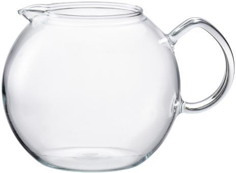 Bodum Spare Beaker Ersatzglas 1,5 L zu Teekanne 1802 1833