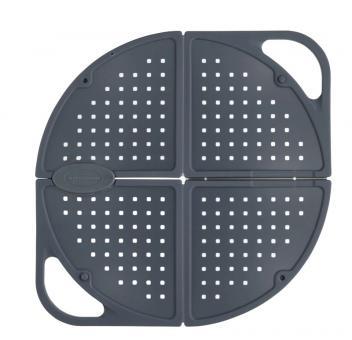 KitchenCraft Topfkratzer 30 cm faltbar