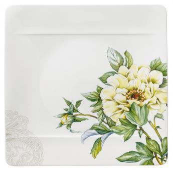 Villeroy & Boch Quinsai Garden Speiseteller Motiv E 27x27 cm