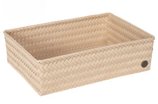 Handed By Basket rechteckig Fit Big sahara sand